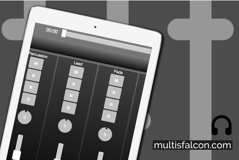 Multisfalcon – Audio Files For Audiophiles – Multitracks and Stems